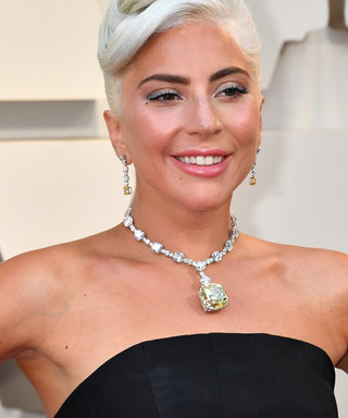 Lady Gaga Borrowed a 128-Carat Diamond Last Worn by Audrey Hepburn in Breakfast at Tiffany's