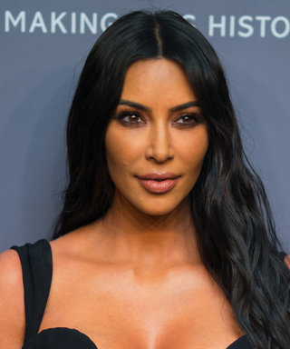 """Kim Kardashian Makes the Term """"Boob Belt"""" Go Viral with Her Latest Look"""