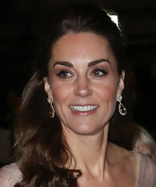 Kate Middleton Delivers Valentine's Day Inspo in the Most Romantic Gucci Gown
