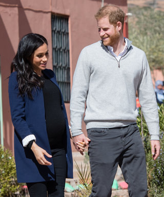 Meghan Markle and Prince Harry Reach Peak PDA in Morocco