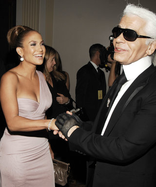 21 Celebrities Who Were Karl Lagerfeld's Biggest Fans