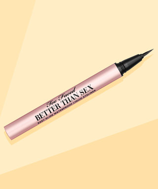 Too Faced Is Launching a Better Than Sex Eyeliner — and We Tried It