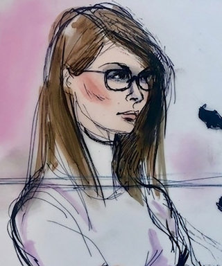 The Story Behind Lori Loughlin's High Drama Courtroom Sketch
