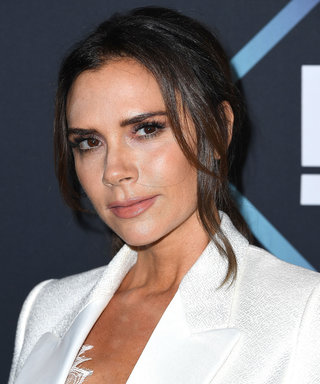 Victoria Beckham Channels Meghan Markle in One Of Her Own Designs