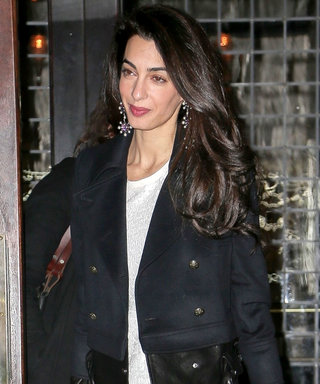 Amal Clooney Has Been Wearing This High-End Brand for Years