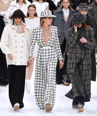 Every Look From Karl Lagerfeld's Final Chanel Collection