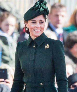 Kate Middleton Stepped Out for St. Patrick's Day in Custom Alexander McQueen