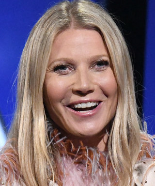 Gwyneth Paltrow Abandoned Her Understated Style for Feathers Galore