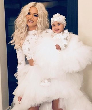 Khloé Kardashian's 11-Month-Old Daughter True Thompson Just Made Her Modeling Debut