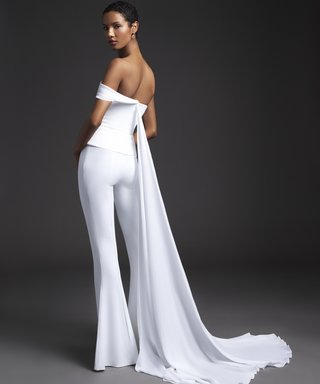 Who Cares About Dresses When Wedding Pants Are This Good?