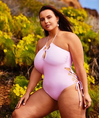 Eloquii's Plus-Size Swimsuit Collection Just Dropped, And It Will Definitely Sell Out Soon