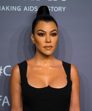 NEW YORK, NEW YORK - FEBRUARY 06:  Kourtney Kardashian attends the 2019 amfAR New York Gala at Cipriani Wall Street on February 06, 2019 in New York City. (Photo by Michael Stewart/FilmMagic)