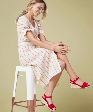 These Cute Wedges Are so ComfortablePodiatrists Recommend Them