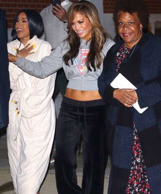 Jennifer Lopez Just Made This $69 Hoodie Look Hella Cool