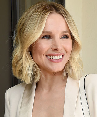 """Kristen Bell Buys """"A Ton"""" of Her Kids' Clothes Secondhand"""
