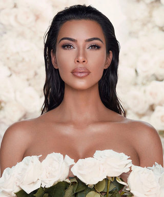 Kim Kardashian's New KKW Beauty Collection Is Inspired by Her Own Wedding Day