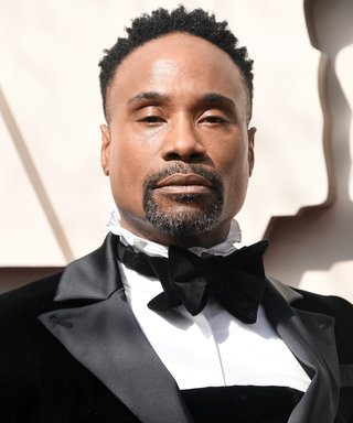 Billy Porter Rode into the Met Gala on the Shoulders of Five Shirtless Men