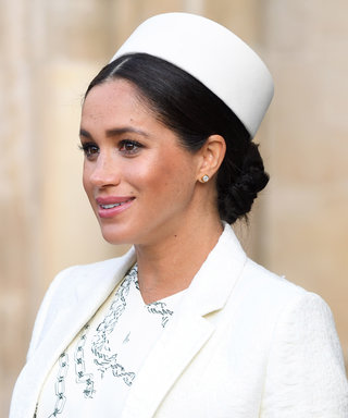 LONDON, ENGLAND - MARCH 11: Meghan, Duchess of Sussex attends the Commonwealth Day service at Westminster Abbey on March 11, 2019 in London, England. (Photo by Karwai Tang/WireImage)