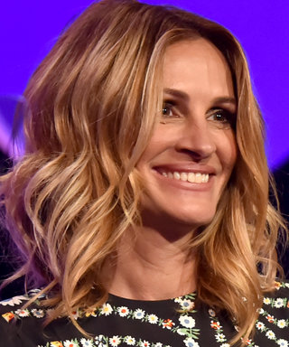 Julia Roberts Made Florals for Spring Legitimately Groundbreaking