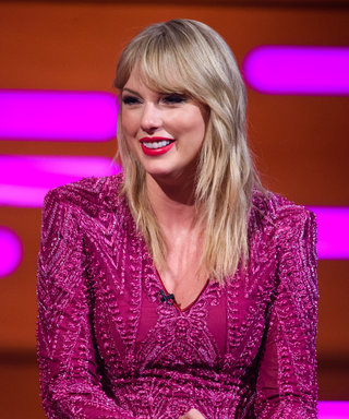 Did Taylor Swift Just Give Everyone a Major Hint at Her Album Title?