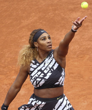Serena Williams Champions Female Empowerment at the French Open in Sexy Two-Piece Uniform
