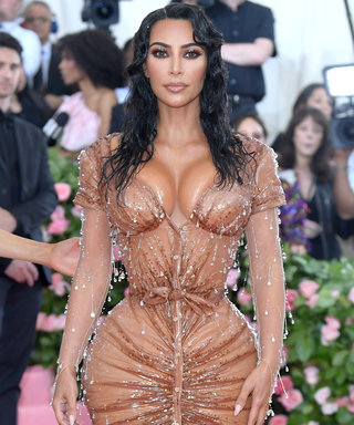 Here's Why Kim Kardashian Deleted the First Photo of Baby Psalm