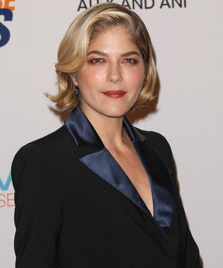 Selma Blair and Her 7-Year-Old Son Twinned in Matching Blue Suits at Race to Erase MS Gala