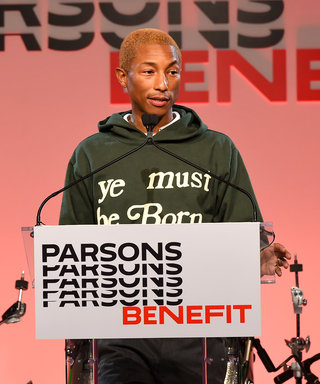 Pharrell Williams's Clever Definition of Black Tie Isn't What You Think