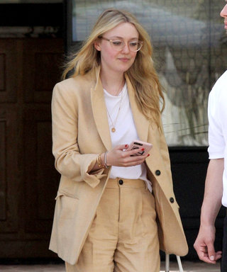 Celebs Are All of a Sudden Wearing This Mall Brand's Affordable Blazers Everywhere