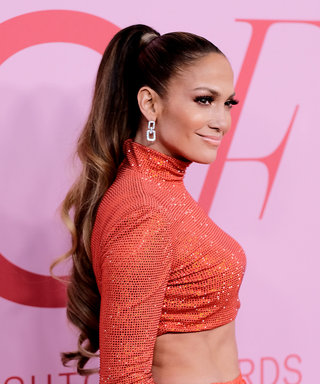 The Secret to Jennifer Lopez's Smooth Ponytail Is a Product You Already Have