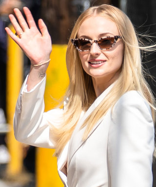 Sophie Turner Shows Us Exactly How to Make a Classic Blazer Look Cooler
