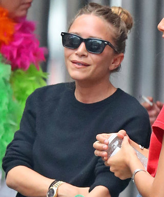 Mary-Kate Olsen Wore the World's Comfiest Pants to a Bar