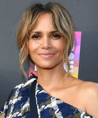 Halle Berry Just Shut Down the Red Carpet in a Sexy Asymmetric Dress