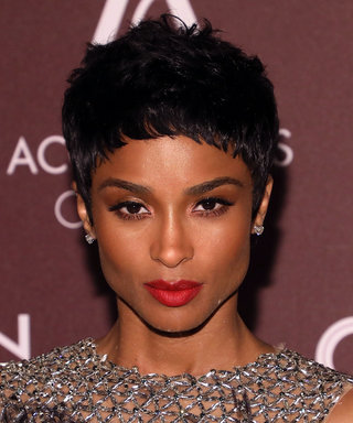 Ciara Switched Up Her New Pixie Cut By Going Super Blonde
