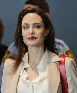 Angelina Jolie, Co-founder of the Preventing Sexual Violence in Conflict Initiative (PSVI) and Special Envoy of the United Nations High Commissioner for Refugees (UNHCR) at the United Nations in New York City, New York, March 29, 2019. (Photo by...