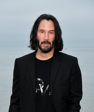 MALIBU, CALIFORNIA - JUNE 06: Keanu Reeves attends the Saint Laurent Mens Spring Summer 20 Show on June 06, 2019 in Paradise Cove Malibu, California. (Photo by Neilson Barnard/Getty Images)