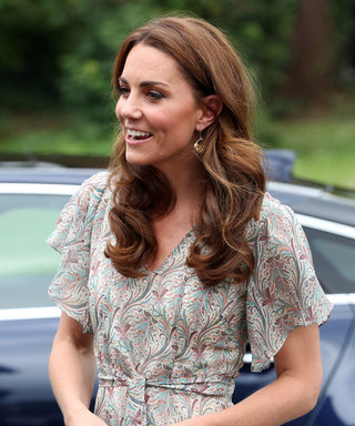 Kate Middleton Looked Just Like Blair Waldorf at Baby Archie's Christening