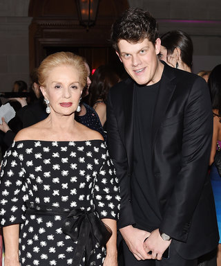 Carolina Herrera Wes Gordon The Frick Collection Young Fellows Ball 2016