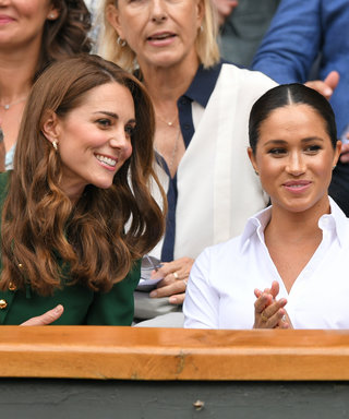 Meghan Markle and Kate Middleton Return to Wimbledon Together