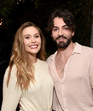 Elizabeth Olsen Robbie Arnett 2017 Gersh Emmy Party Presented By Tequila Don Julio 1942