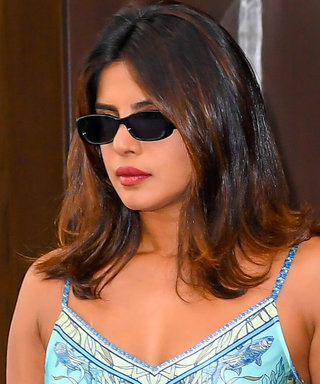 Priyanka Chopra Has the Cutest Rainy-Day Outfit Idea We've Ever Seen
