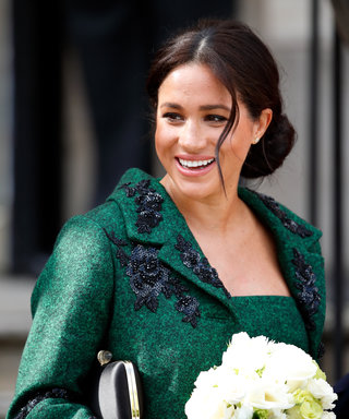 LONDON, UNITED KINGDOM - MARCH 11: (EMBARGOED FOR PUBLICATION IN UK NEWSPAPERS UNTIL 24 HOURS AFTER CREATE DATE AND TIME) Meghan, Duchess of Sussex attends a Commonwealth Day Youth Event at Canada House on March 11, 2019 in London, England. The event...