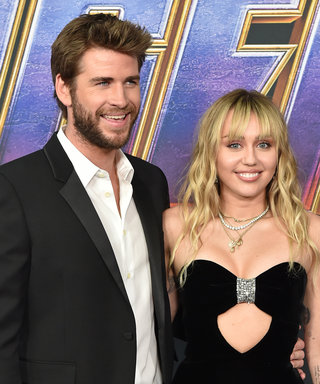 LOS ANGELES, CALIFORNIA - APRIL 22: Liam Hemsworth and Miley Cyrus attend the World Premiere of Walt Disney Studios Motion Pictures 'Avengers: Endgame' at Los Angeles Convention Center on April 22, 2019 in Los Angeles, California. (Photo by Axelle...