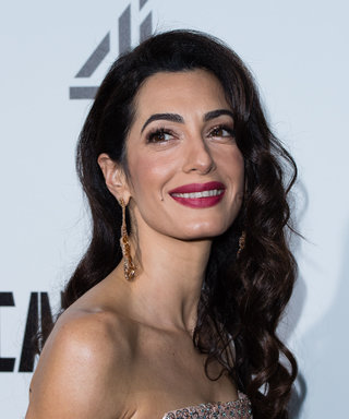 LONDON, ENGLAND - MAY 15: Amal Clooney attends the  Catch 22  UK premiere on May 15, 2019 in London, United Kingdom. (Photo by Jeff Spicer/WireImage)
