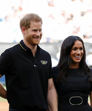 LONDON, ENGLAND - JUNE 29:  Prince Harry, Duke of Sussex and Meghan, Duchess of Sussex attend the  Boston Red Sox vs New York Yankees baseball game at London Stadium on June 29, 2019 in London, England. The game is in support of the Invictus Games...