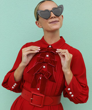 This Blouse Sold Out in 5 Minutes, Now It's Being Released as a Dress for Fall