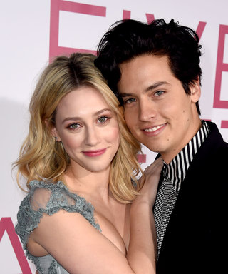 LOS ANGELES, CALIFORNIA - MARCH 07: Lili Reinhart (L) and Cole Sprouse arrive at the premiere of CBS Films'  Five Feet Apart  at the Fox Bruin Theatre on March 07, 2019 in Los Angeles, California. (Photo by Kevin Winter/Getty Images)