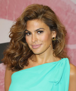 Eva Mendes Got Her Hair Done at the Same Place You Went for Your Childhood Haircuts