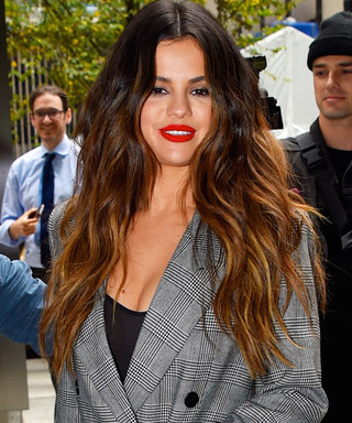 Selena Gomez Changed Outfits 4 Times In 24 Hours but We Can't Stop Thinking About This Blazer