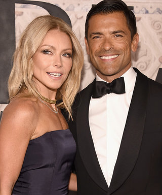 Kelly Ripa Mark Consuelos Ralph Lauren - Front Row & Backstage - September 2018 - New York Fashion Week
